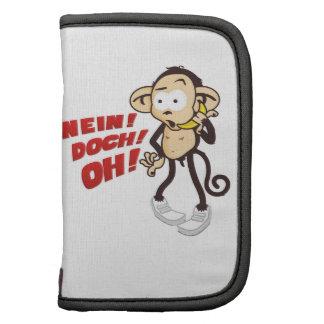 Mono con plátanos móvil, iPhone/ Organizador