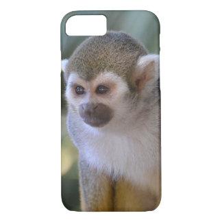 Mono de ardilla asombroso funda iPhone 7