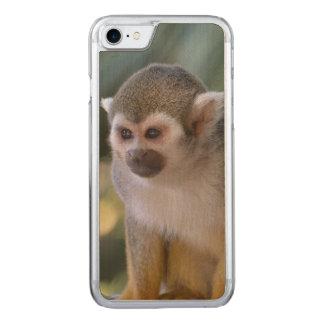 Mono de ardilla asombroso funda para iPhone 7