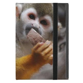 Mono de ardilla lindo iPad mini carcasa