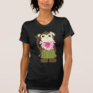Mono de Hula Camisetas