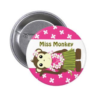 Mono de Hula Pin