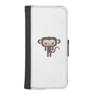 Mono de Kawaii Cartera Para iPhone 5
