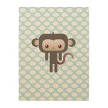 Mono de Kawaii Cuadros De Madera