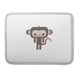 Mono de Kawaii Funda Para Macbook Pro