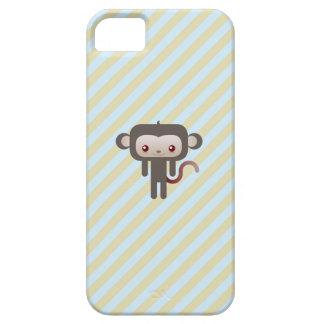 Mono de Kawaii iPhone 5 Case-Mate Cárcasa