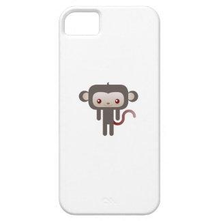 Mono de Kawaii iPhone 5 Case-Mate Carcasas