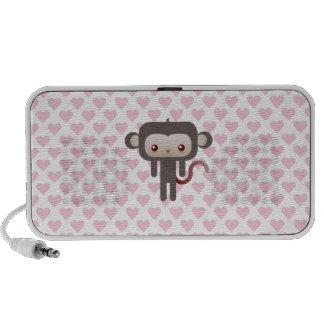 Mono de Kawaii iPod Altavoz