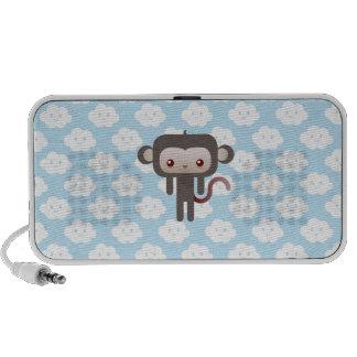 Mono de Kawaii Laptop Altavoces