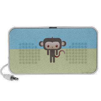 Mono de Kawaii Mini Altavoz