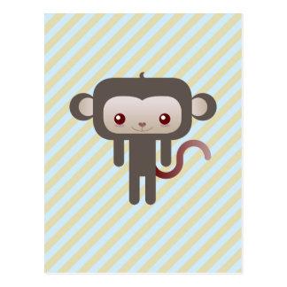 Mono de Kawaii Postal