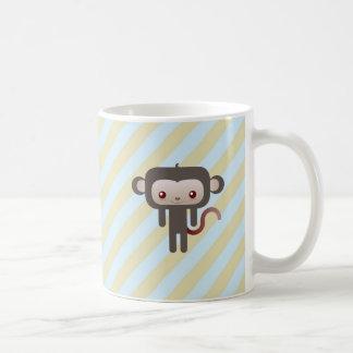 Mono de Kawaii Tazas