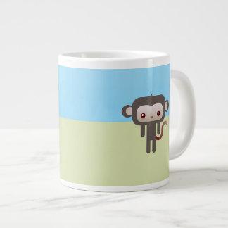 Mono de Kawaii Tazas Jumbo