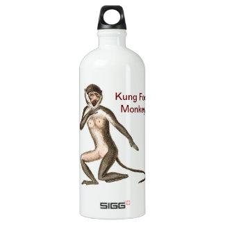 Mono de Kung Foo