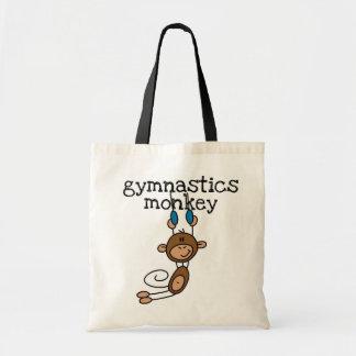 Mono de la gimnasia bolsa tela barata