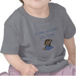 Mono de la mamá y del papá - camisetas y regalos