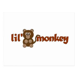 Mono de Lil Postales