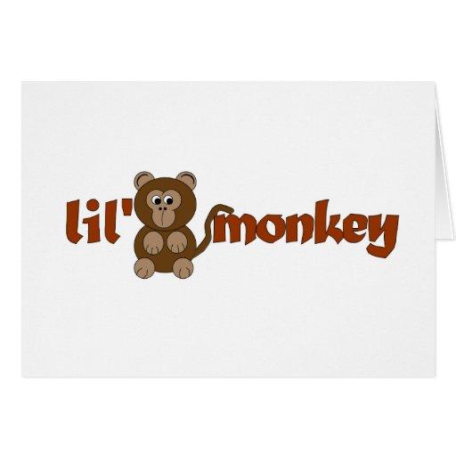Mono de Lil Tarjetón