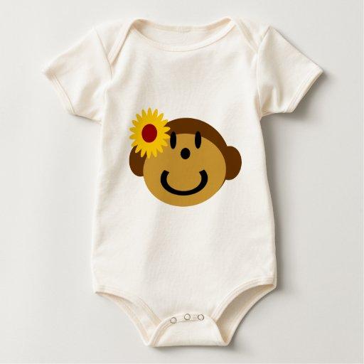 Mono de Maria Mameluco De Bebé