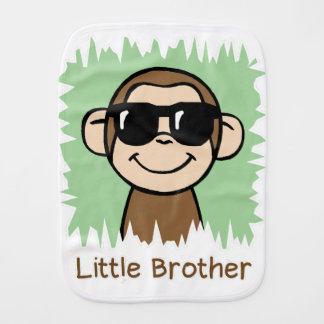 Mono de pequeño Brother Paños Para Bebé