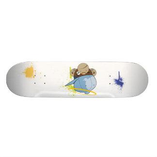 Mono del ángel tablas de skate
