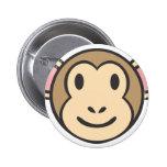 Mono del bebé pin