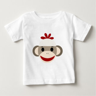 mono del calcetín camisas