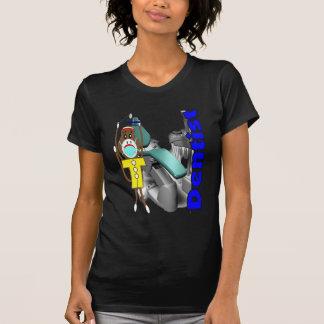 Mono del calcetín del dentista--Adorable Camisetas