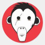 Mono del canal más enfermo: Verde Etiqueta Redonda