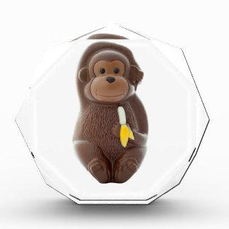 Mono del chocolate