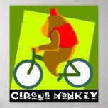 mono del circo