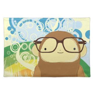 mono del empollón manteles