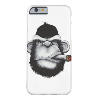 Mono del fumador funda barely there iPhone 6