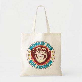 Mono del gamberro bolsa tela barata