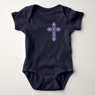 Mono del jersey del bebé de Regium Crucis™