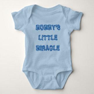 """Mono del jersey del bebé del poco milagro """"de la"""