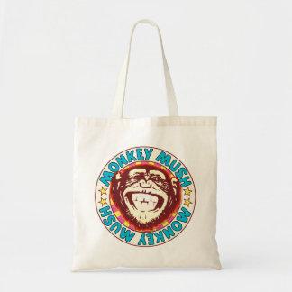 Mono del ruido de fondo bolsa tela barata