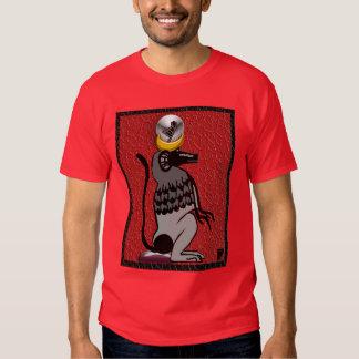 mono del tehuti V.2 Camisas
