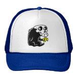 Mono del templo gorras