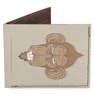 Mono divertido billeteras tyvek®