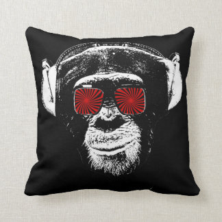 Mono divertido cojines