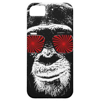 Mono divertido iPhone 5 funda