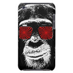 Mono divertido iPod touch Case-Mate carcasa