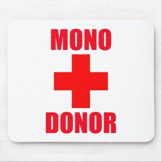 Mono Donor Mousepads