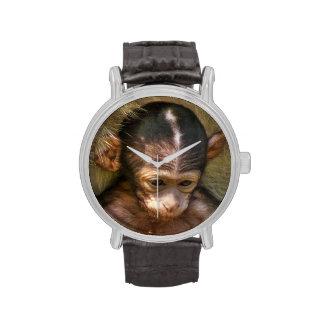 mono dulce del bebé reloj de mano