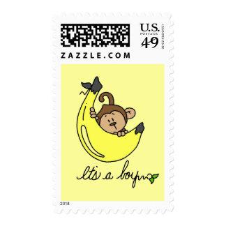 Mono es camisetas y regalos de un muchacho envio