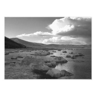 Mono foto del lago
