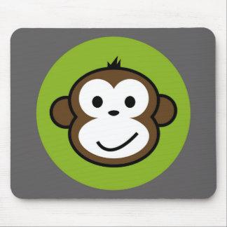 Mono fresco alfombrillas de ratones