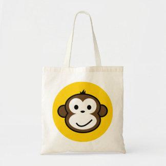Mono fresco bolsas de mano