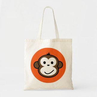 Mono fresco bolsas lienzo